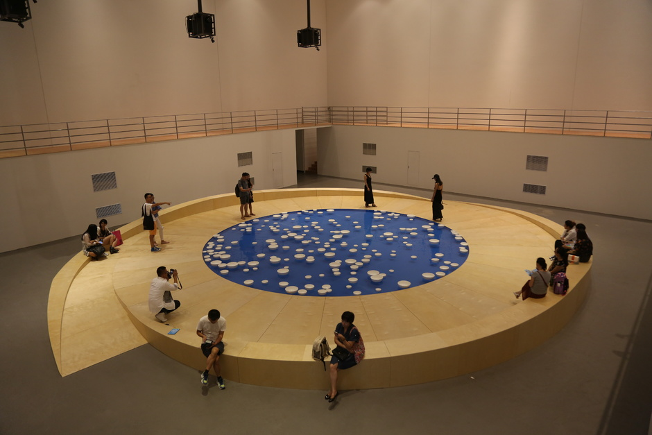 《趋势》,2017年,上海民生现代美术馆
