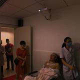 2015年6月广州医院 视听唤醒室病人第一次试用《激发能量》方案