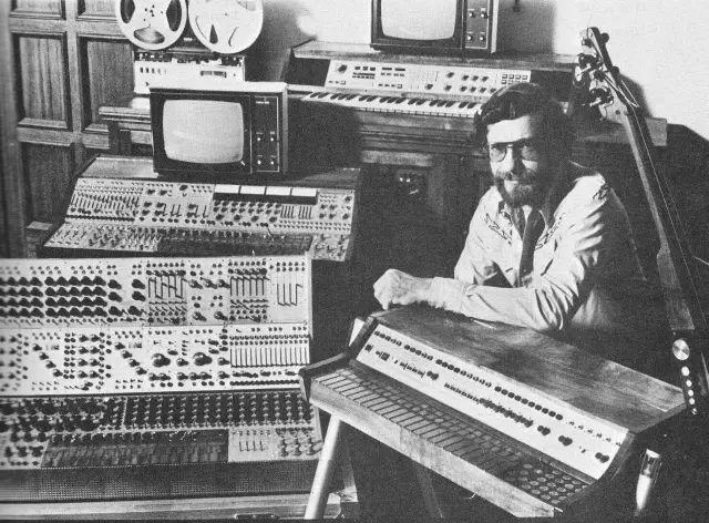 上世纪60年代的Don Buchla和他的酷炫乐器