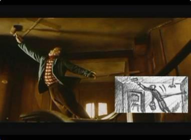 图1 《黑店狂想曲》电影截图